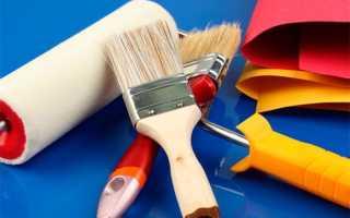 Чем и как красить потолок и стены в комнате чтобы получилось правильно и красиво, подробное фото и видео