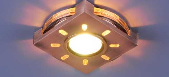 Светодиодные потолочные лампы: установка, замена, секреты выбора