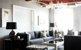 Потолки в стиле лофт – неожиданные решения домашнего интерьера