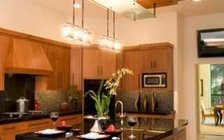 Подвесной потолок на кухне: подходящие материалы, отделка своими руками