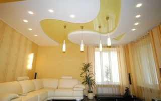 Встроенные лампочки в потолок: классификация и подробности установки