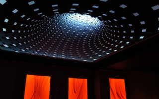 Натяжные потолки 3д с 3d эффектом: виды оформления