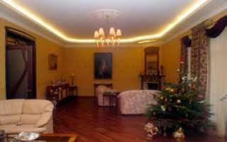 Виды потолков в квартире: обзор современных предложений
