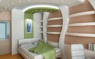 Навесные потолки: как выбрать подходящий для кухни и комнат вариант