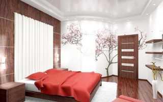 Натяжные потолки в спальне: как выбрать подходящий дизайн