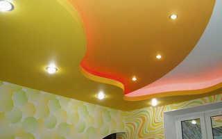 Как покрасить потолок из гипсокартона: чем красить, чем отделать, отделка, чем покрыть своими руками, как перекрасить, покраска