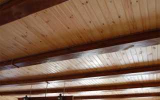 Как и чем покрасить деревянный потолок, какую краску лучше выбрать, инструкции на фото и видео