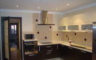 Чем покрасить потолок на кухне: обзор материалов и порядок выполнения работ
