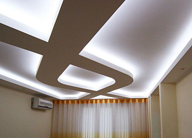 освещение потолочное