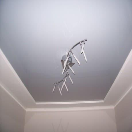 форма потолка