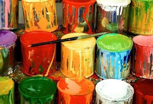 как выбрать водоэмульсионную краску для потолка