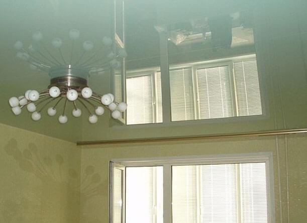 карниз на подвесной потолок
