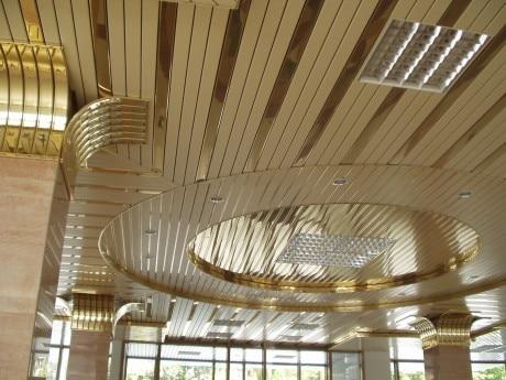 роскошный дизайн потолка