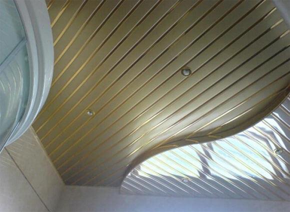 подвесные потолки из алюминия