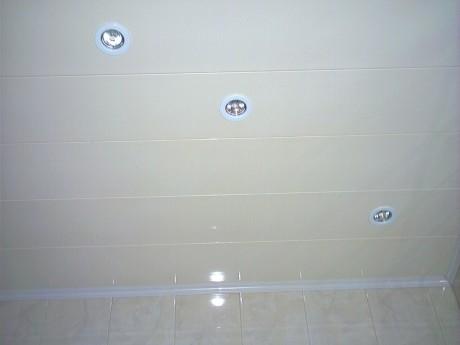 Пластиковые потолки