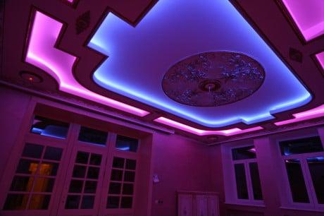 цветная светодиодная подсветка