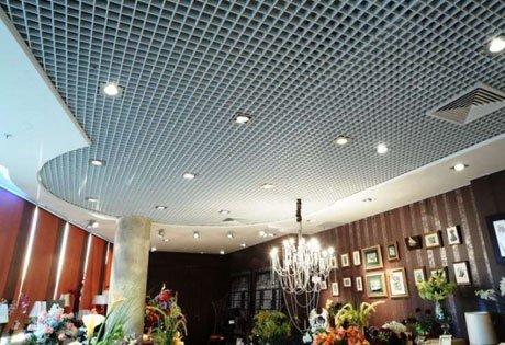 Потолок-грильято