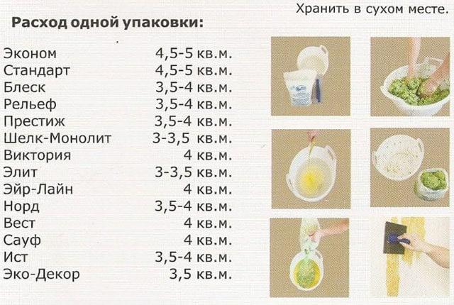 как правильно нанести жидкие обои на потолок