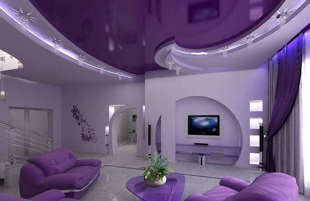 вреден ли подвесной потолок