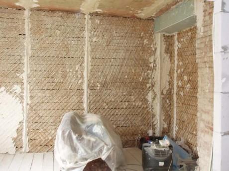 потолки в хрущевке