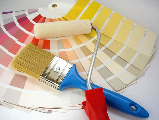 какой краской покрасить потолок в квартире