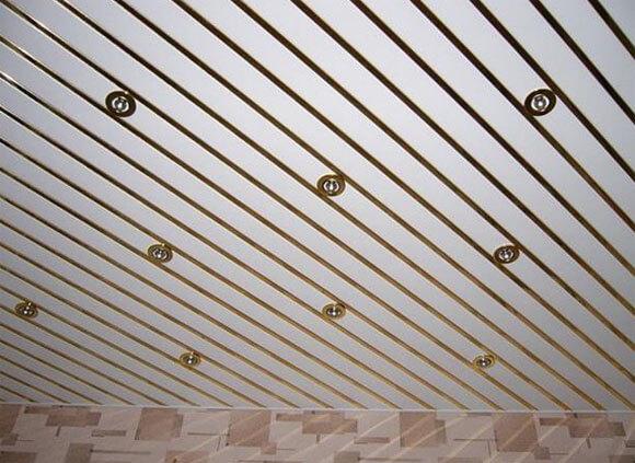 как делаются навесные потолки инструкция