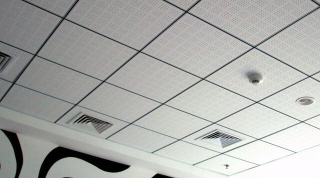 расчет комплектующих для потолка Армстронг