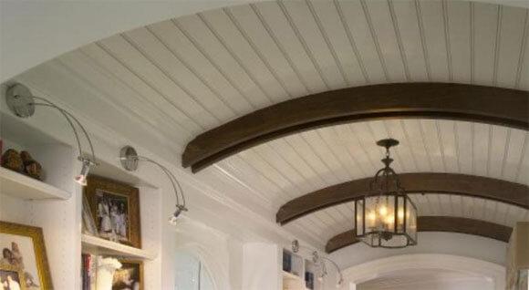 сводчатый потолок характеристика