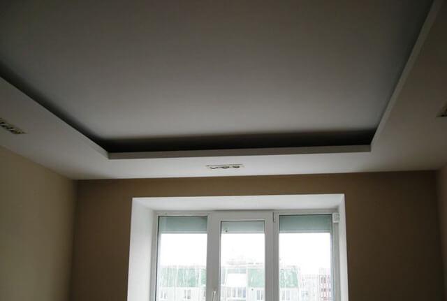 навесной потолок своими руками