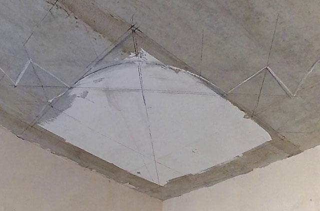 многоуровневые подвесные потолки