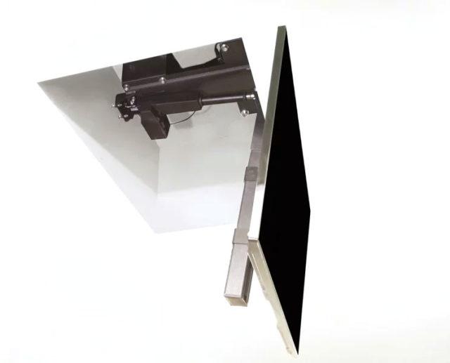Крепление для телевизора с мотором