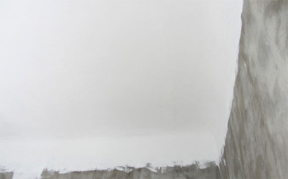 побелка потолка мелом своими руками