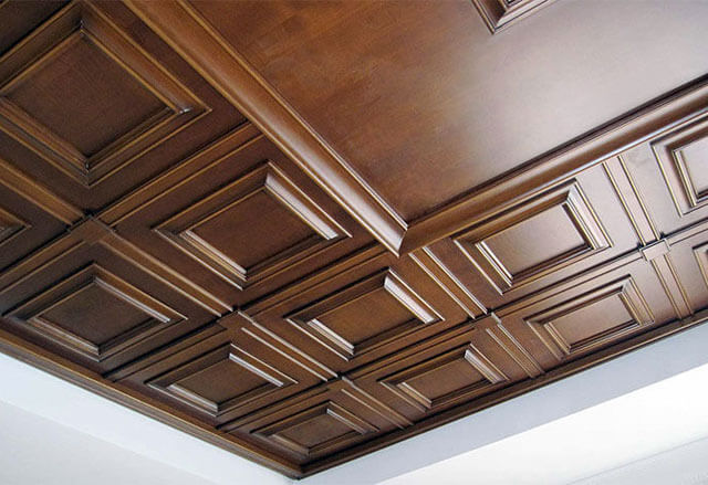 размер плитки подвесного потолка