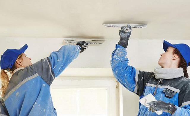 каким валиком красить стены водоэмульсионной краской