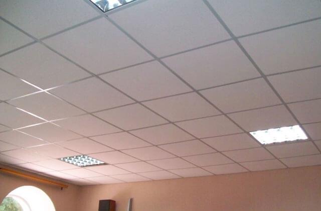 элементы подвесного потолка