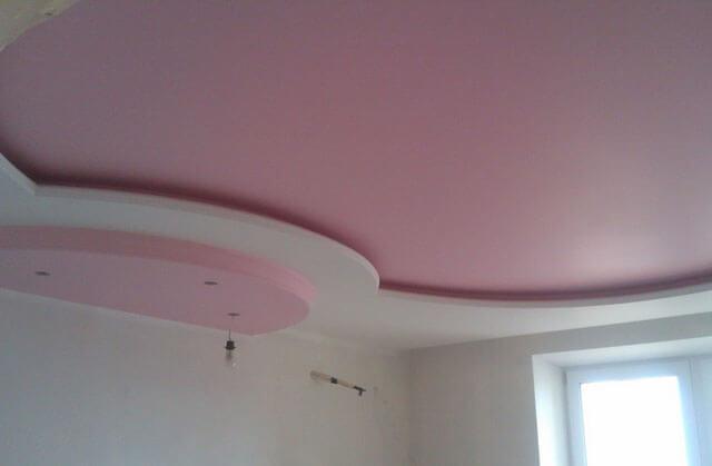 водно дисперсионная краска для потолка