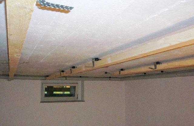 фанера для потолка толщина