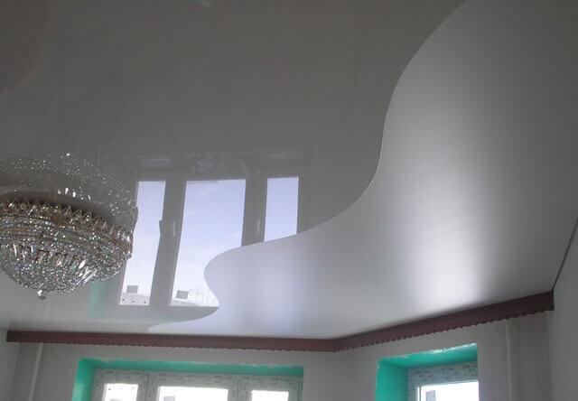 полотно потолочное