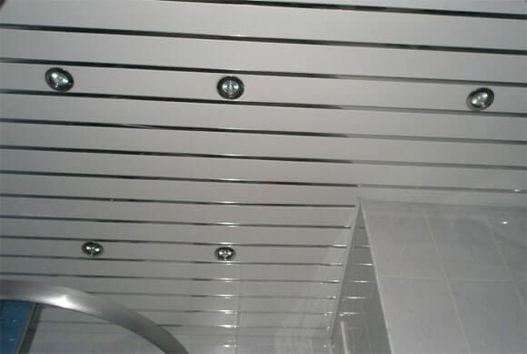 какой реечный потолок выбрать рекомендации