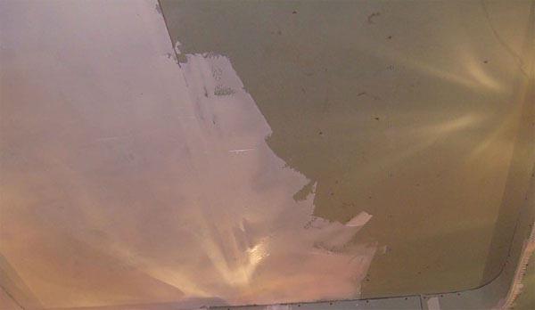 поготовка поверхности перед поклейки стеклохолста