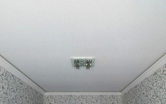 драпировка потолка