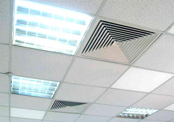 вес 1м2 подвесного потолка армстронг