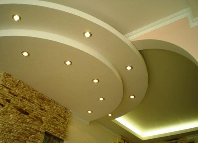 подвесной потолок конструкция