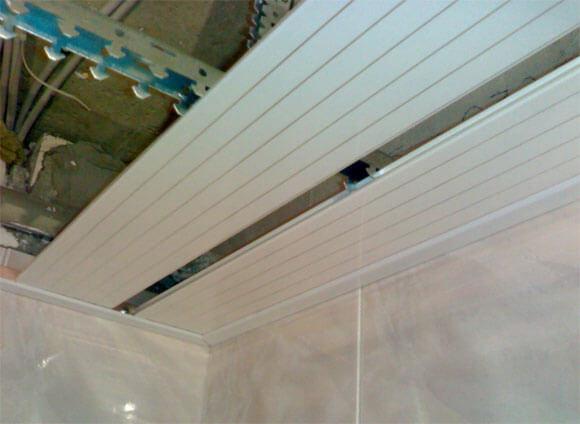 реечный потолок комплектующие