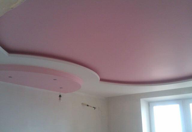 как помыть потолки покрашенные водоэмульсионной