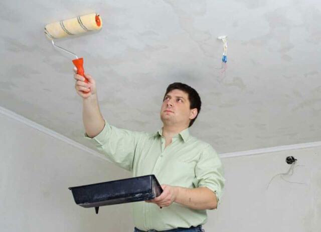 сетка для потолка под покраску