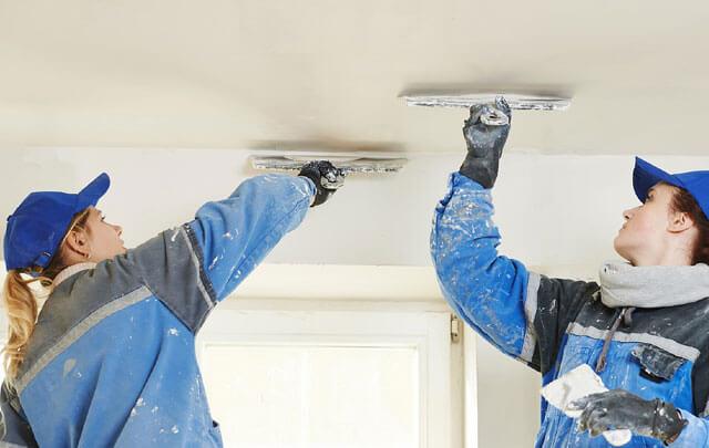 какую шпаклевку выбрать для потолка
