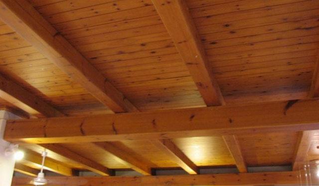 доски для потолка дома