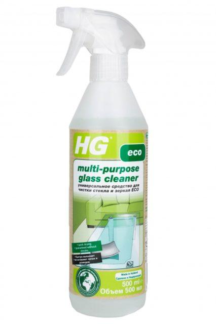 HG ЭКО для стекол