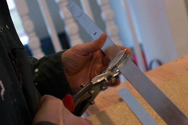 Изготовление металлических скоб